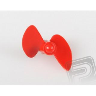 RA3021 Lodní šroub 45X/M4 RED Nylon 2L