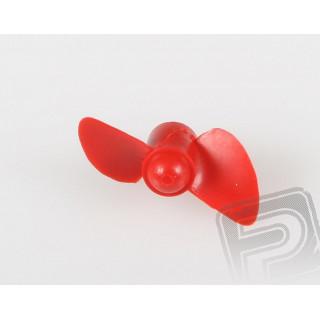 RA3040 Lodní šroub 35SR/M4 Red Nylon 2L