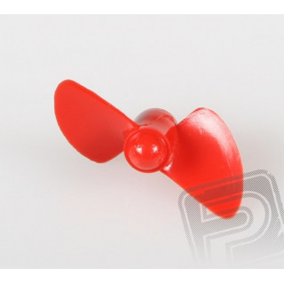 RA3042 Lodní šroub 45SR/M4 Red Nylon 2L