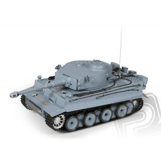 RC tank 1:16 GERMAN TIGER kouř. a zvuk. efekty
