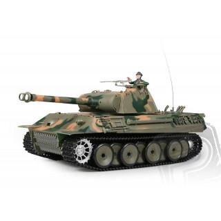 RC tank 1:16 GERMAN PANTHER kouř. a zvuk. efekty