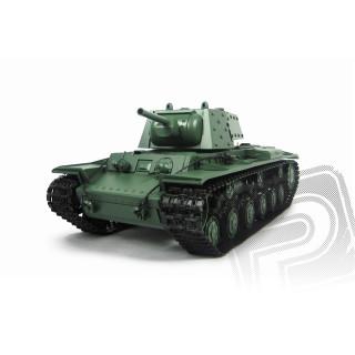 RC tank 1:16 Rusia KV-1 kouř. a zvuk. efekty