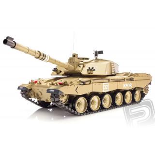 RC tank 1:16 Challenger 2 kouř. a zvuk. efekty