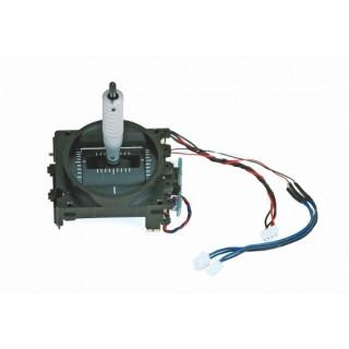 Tří-polohový vypínač včetně knipl agregátu (levá strana)
