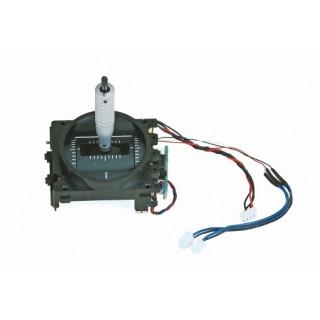 Dvou-polohový vypínač včetně knipl agregátu (levá strana)