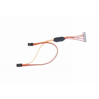 Propojovací kabel Tel+LS 14-pol./JR