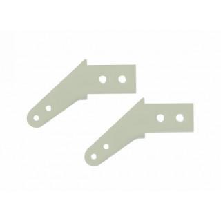 GFK-páka kormidla, 51mm