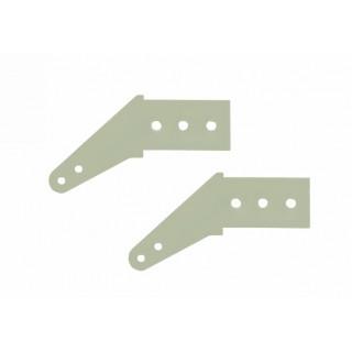 GFK-páka kormidla, 66mm