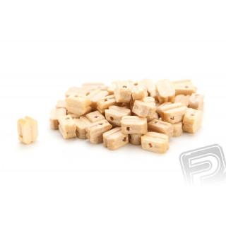 Kladka jednoduchá dřevěná 3mm (50 ks)