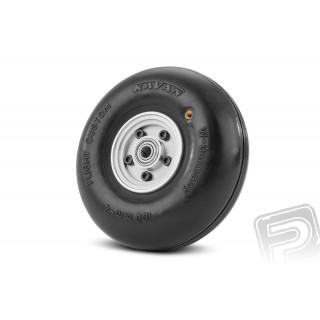 BALLON kolo nafukovací, 100mm s hliníkovým diskem