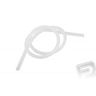 Silikonová hadička, vnitřní průměr 2mm, délka 0,5m