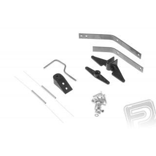 SIG 1/5 PIPER J-3 CUB 2146mm zadní ostruha