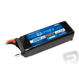FOXY G2 - LC Li-Pol 2600mAh/11,1V 40/80C 28,9Wh