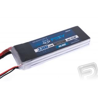 FOXY G3 - Li-Po 3300mAh/11,1V 40/80C 36,6Wh