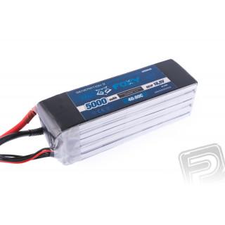 FOXY G3 - Li-Po 5000mAh/18,5V 40/80C 92,5Wh