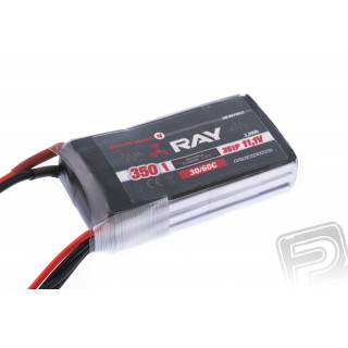 G4 RAY Li-Po 350mAh/11,1 30/60C Air pack
