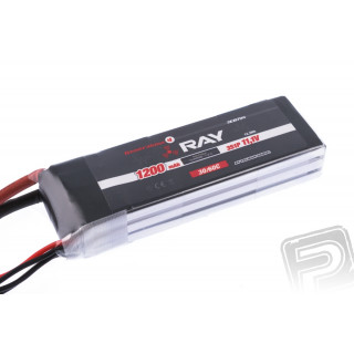G4 RAY Li-Po 1200mAh/11,1 30/60C Air pack