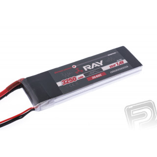 G4 RAY Li-Po 3250mAh/7,4 30/60C Air pack
