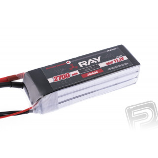 G4 RAY Li-Po 2700mAh/11,1 30/60C Air pack