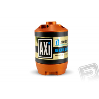 AXI 2814/22 střídavý motor, krátká osička, kabely 60 cm