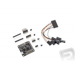 Naze32 řídicí jednotka vč. kabelu a pinů, verze rev6