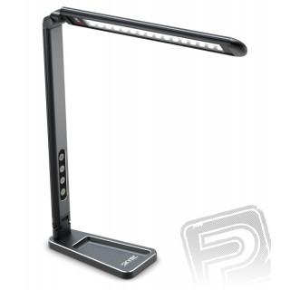 SKY RC LED skládací lampička s vypínačem (černá)