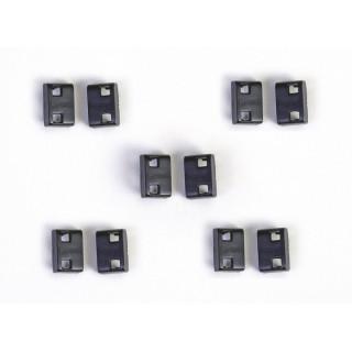 LED PCB držáky 10 ks.