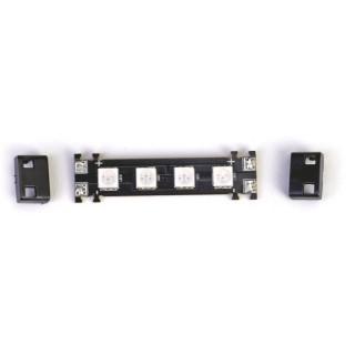 LED PCB 9-17V červené