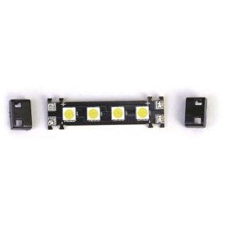 LED PCB 9-17V bílé