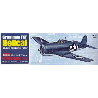 Grumman F6F Hellcat (419mm)