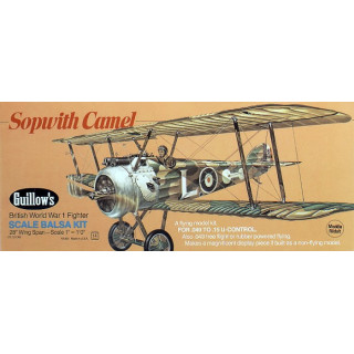 Sopwith Camel (711mm)