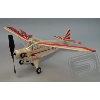 "Piper ""Clip Wing"" Cub 762mm laser. vyřezávaný"