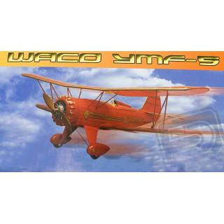 Waco YMF-5 889mm laser. vyřezávaný