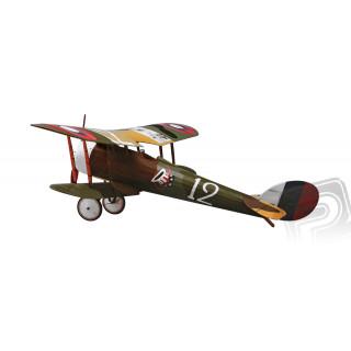 Nieuport 28 laser. vyřezávaný 889mm