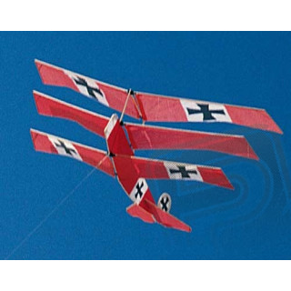 Fokker Triplane drak 1219mm
