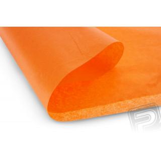 Potahový papír oranžový 50,8x76,2cm