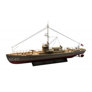 SC-1 stíhač ponorek 953mm