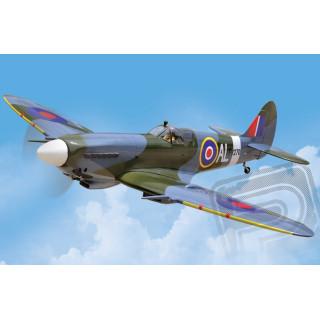 BH136 Spitfire Mk.IXC 30-40ccm 2000 mm ARF