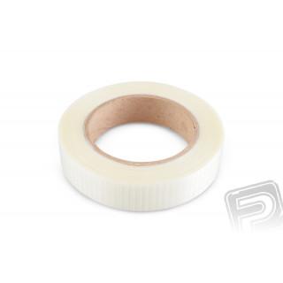 Skelná páska 25mm křižná vlákna Tornádo (50 m)