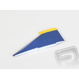 F-4E Phantom - směrovka, (Blue Angels)