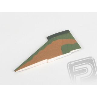 F-4E Phantom - směrovka, (Desert Phantom)