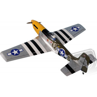 PH068 P-51 Mustang 40 ARF 1420mm rozp.