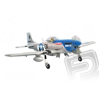 PH100 P51 Mustang 40-50ccm 2178mm ARF