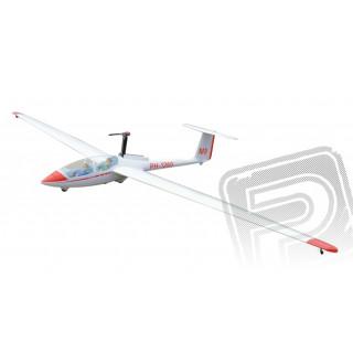GL05K ASK-21 větroň 6500m ARF