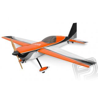 """106"""" Extra 260 scale 35% (2 690 mm) 100ccm (oranžovo/bílá)"""