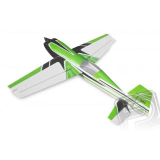 """67"""" Extra 330SC scale 22% (1 700 mm) 20ccm (zeleno/bílo/černá)"""
