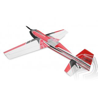 """92"""" Extra 330SC scale 31% (2 340 mm) 50ccm (červeno/bílo/černá)"""