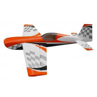 """122"""" Extra 330SC scale 40% (3 100 mm) 150ccm (oranžovo/bílá)"""