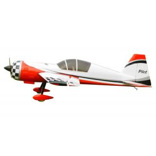 "121"" Yak 54 scale 37,5% (3 100 mm) 150ccm (červeno/bílá)"