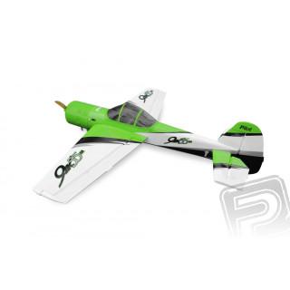 "107"" Yak 55M scale 33% (2 700 mm) 100ccm (zeleno/bílá)"